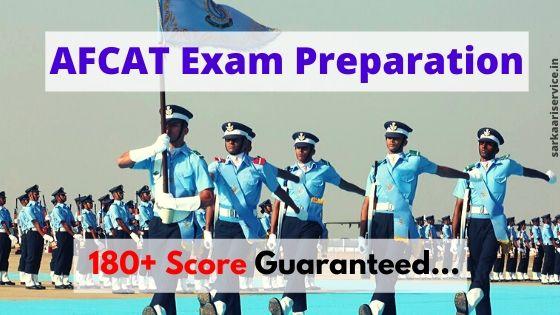 AFCAT Exam Preparation