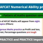 AFCAT-Maths