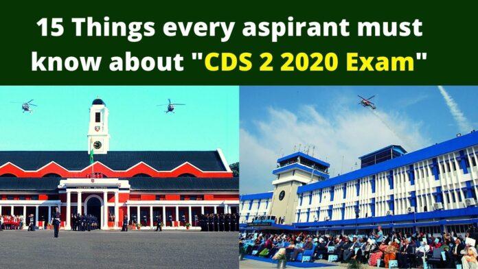 CDS 2 2020 Exam