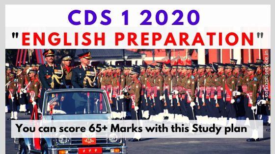 CDS English paper