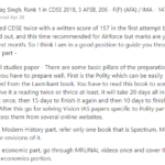 CDS exam topper tips