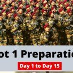 NDA preparation in 30 days
