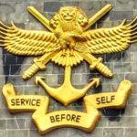 National Defence Academy Logo