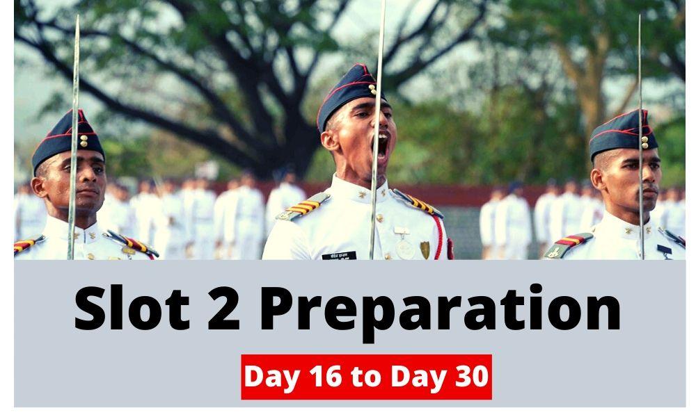 NDA Preparation in 2 months