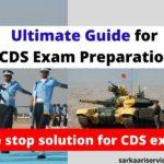 CDS Exam preparation