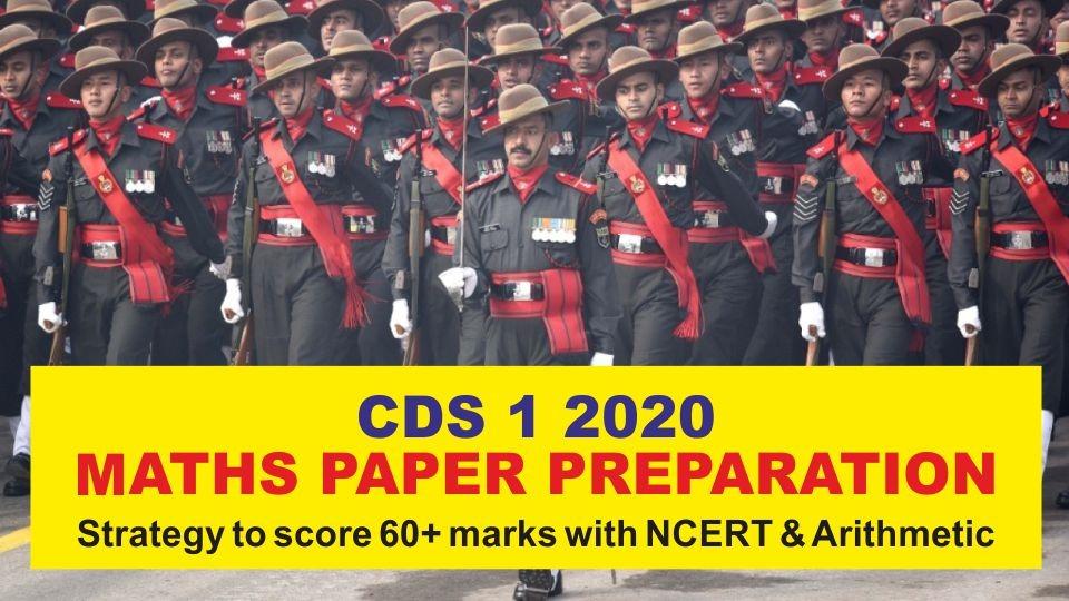 cds maths