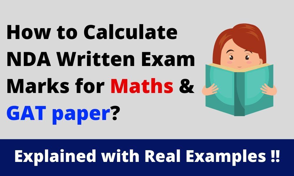 how to calculate nda marks