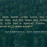 BEST Indian Army Quotes