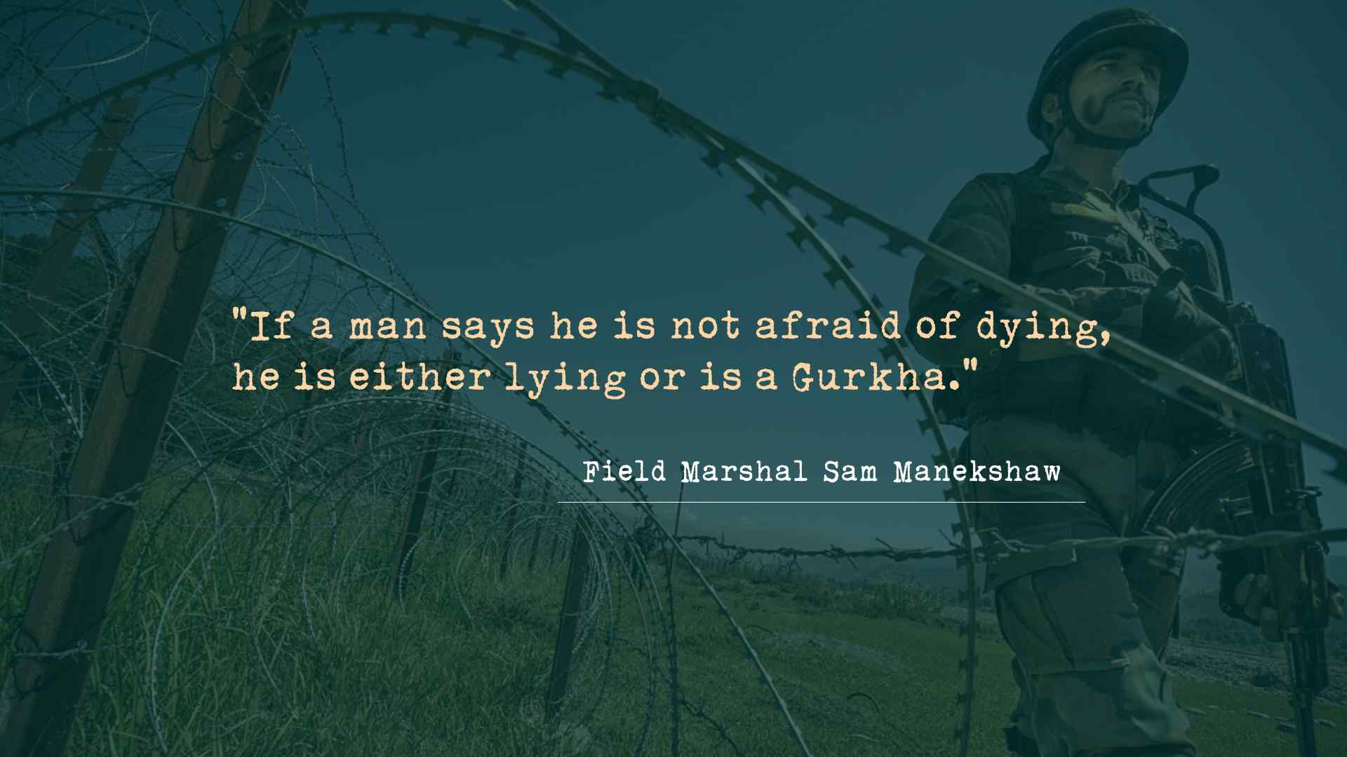 Indian Army Quotes for girlfriends