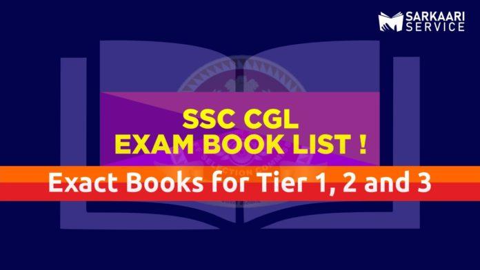 SSC CGL Books