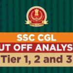 SSC CGL Cut off Analysis