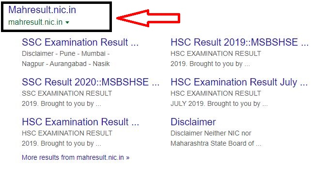 SSC Result 2020 check