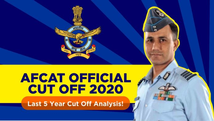 AFCAT Cutoff 2020