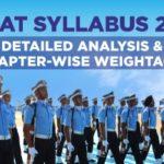 AFCAT Syllabus