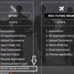 Check AFCAT Result 2020