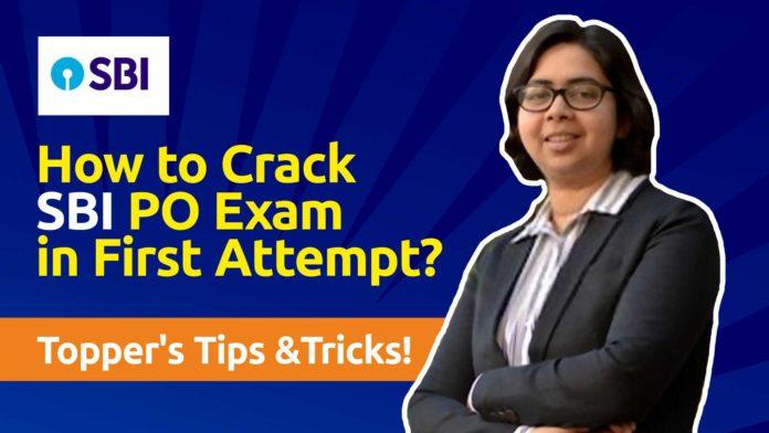 Crack SBI PO Exam in First Attempt