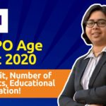 SBI PO Age Limit
