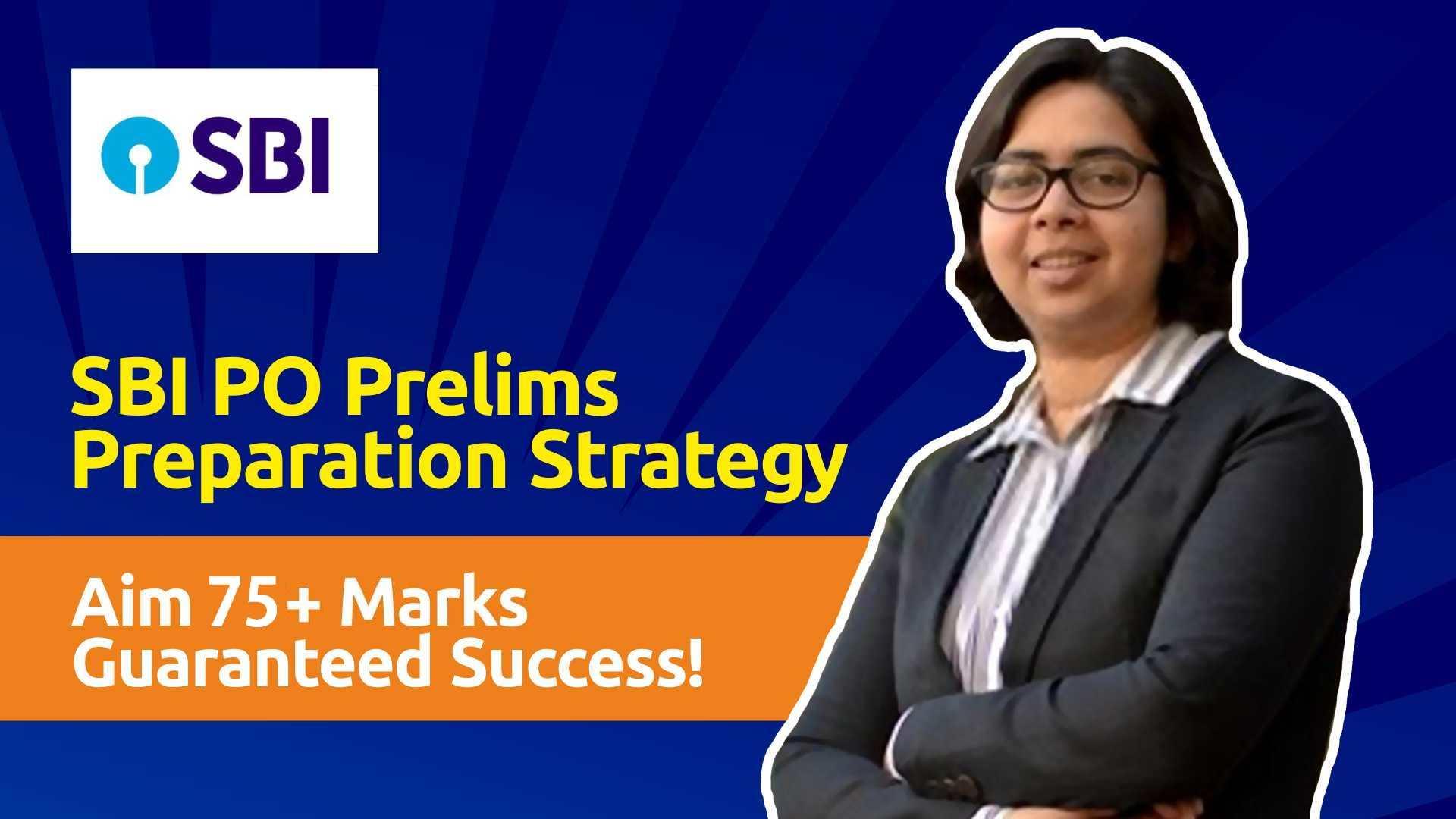SBI PO Preparation Strategy