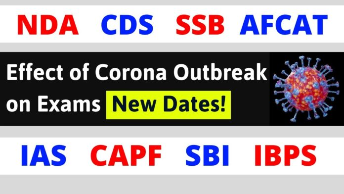 Corona Delayed SSB Interview NDA CDS