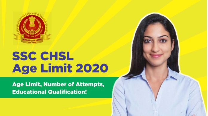 SSC CHSL Age Limit