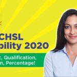 SSC CHSL Eligibility
