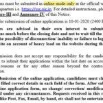 SSC CHSL application