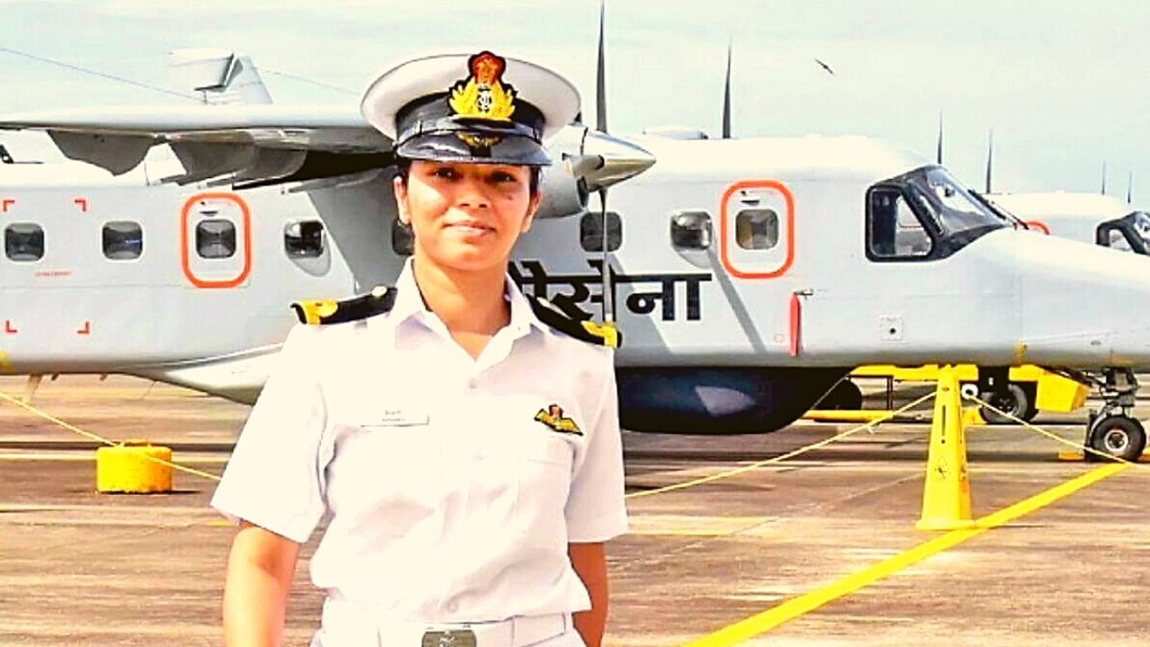 Indian Navy Pilot Indian Army