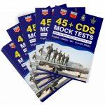 45+ CDS Mock Tests